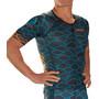 Zoot LTD Maillot de triathlon manches courtes Aero Homme, bleu
