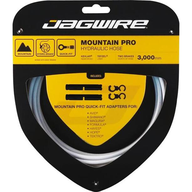 Jagwire Pro Hydraulic Brake Hose green
