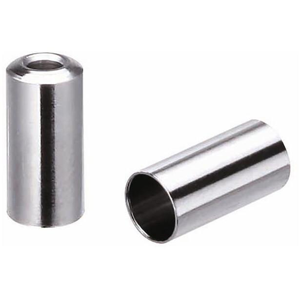 Jagwire Endkappe Schaltung für Sealed Liner 5mm 10 Stück silber