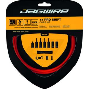 Jagwire 1X Pro Shift Set de câble de dérailleur, orange orange