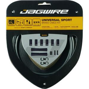 Jagwire Sport Universal Brake Cable Set (Shimano/SRAM用) アイス-グレー