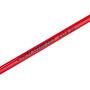 Jagwire CGX SL Gaines de câble de frein avec embouts d'extrémité 10 m, rouge