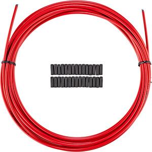 Jagwire LEX SL Schaltzugaussenhülle inkl. Endkappen 10m rot rot
