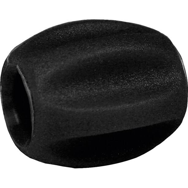 Jagwire Tube Tops Rahmenschützer 6 Stück schwarz