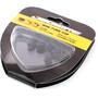 Jagwire Tube Tops Protection de cadre 6 pièces, noir