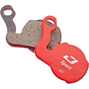 Sport Semi-Metallic Disc Brake Pads for Marta/Louise/Julie HP