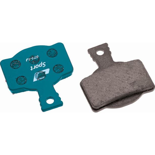 Jagwire Sport Organic Brake Pads for Magura MT7/MT5/MT Trail Front 1 Pair blue