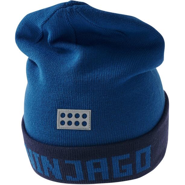 LEGO wear Alfred 708 Mütze Kinder blue