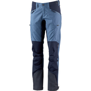 Lundhags Makke Pants Dam azure/deep blue azure/deep blue