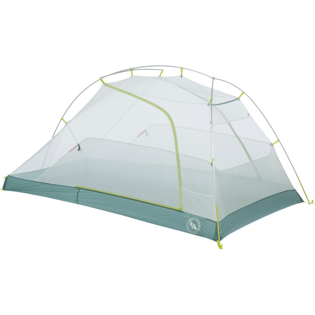 Big Agnes Tiger Wall 2 Platinum Tent gray/blue