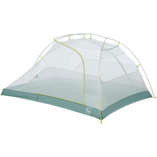 Big Agnes Tiger Wall 3 Platinum Tent gray/blue