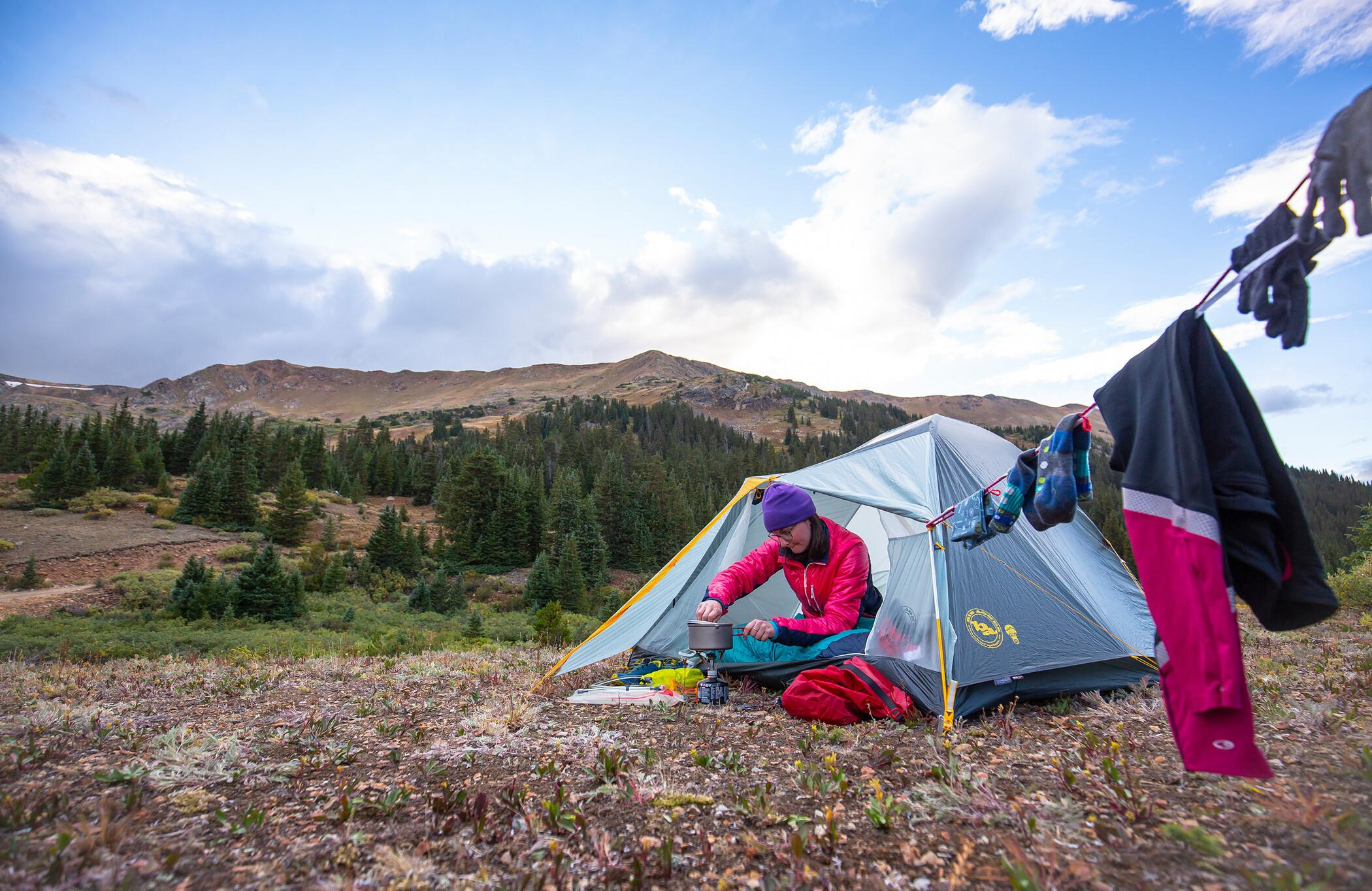 Specs för Mountain Equipment Tundra (2) Tält Egenskaper
