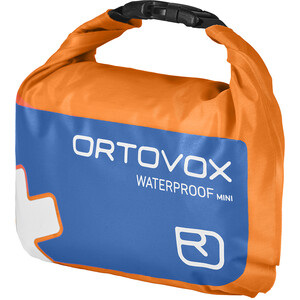 Ortovox Waterproof Mini First Aid Set orange/blå orange/blå
