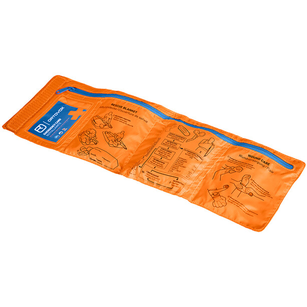 Ortovox Doc Mid First Aid Set shocking orange
