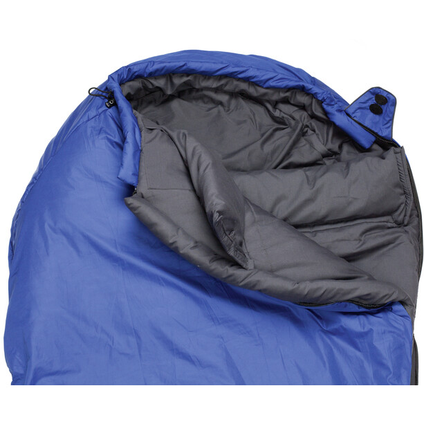 Alvivo Mount Everest 230 Sac de couchage, blue/anthracite