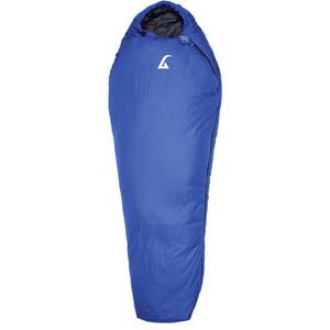 Alvivo Mount Everest 230 Schlafsack blau/anthrazit blau/anthrazit