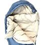 Alvivo Arctic Extreme 200 Schlafsack blau/grau
