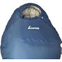 Alvivo Arctic Expedition Sac de couchage, blue/grey