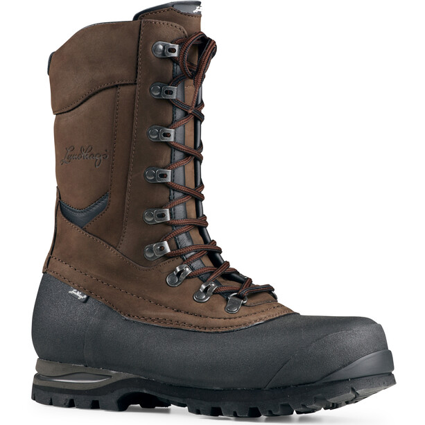Lundhags Jaure II High Boots Herr brown/black