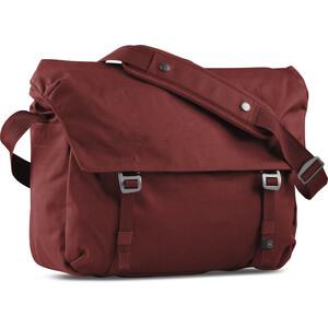 Lundhags Grett 15 Messenger Bag dark red dark red
