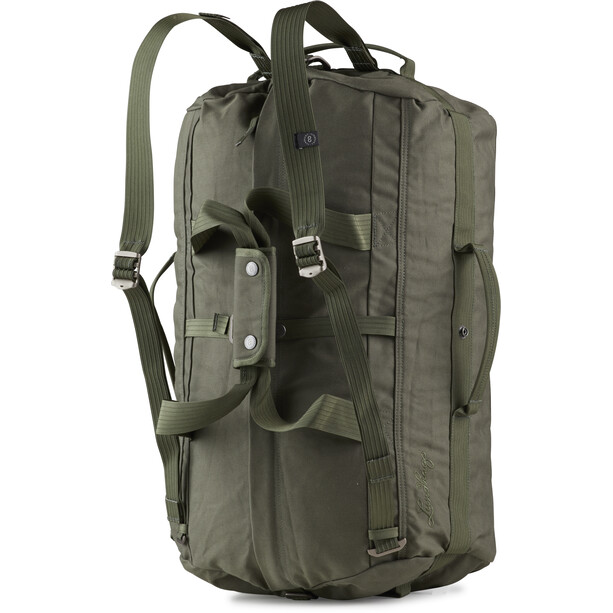 Lundhags Romus 40 Duffle Bag forest green
