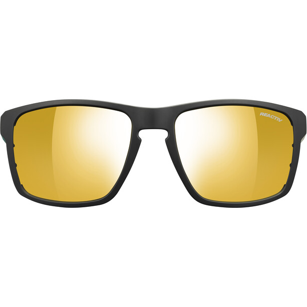 Julbo Shield Zebra Sonnenbrille Herren black/black