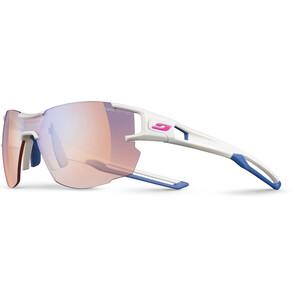 Julbo Aerolite Zebra Light Sonnenbrille Damen weiß/blau weiß/blau