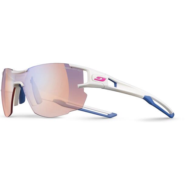 Julbo Aerolite Zebra Light Solbriller Damer, hvid/blå