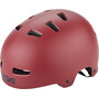 TSG Evolution Solid Color Helmet satin oxblood