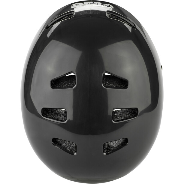 TSG Evolution Injected Color Helm injected black