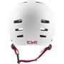 TSG Recon Graphic Design Helm cap white