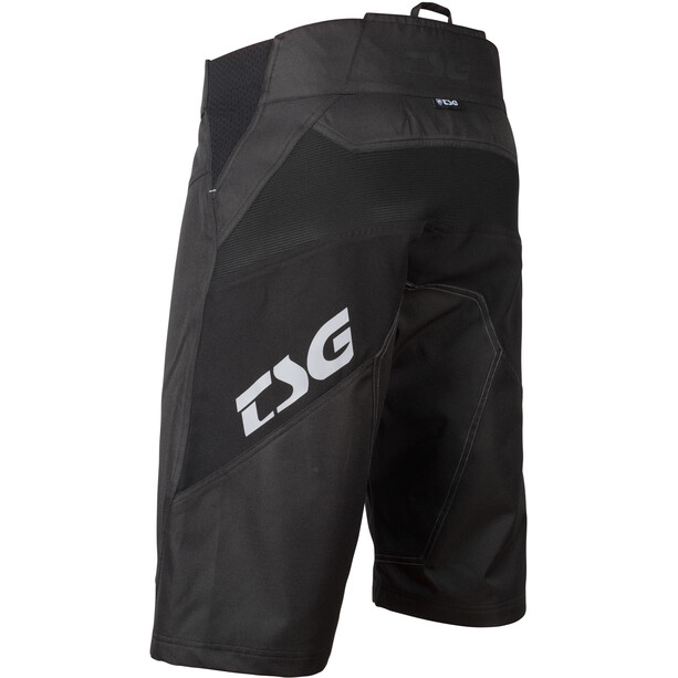 TSG Plain Shorts Herren black-grey