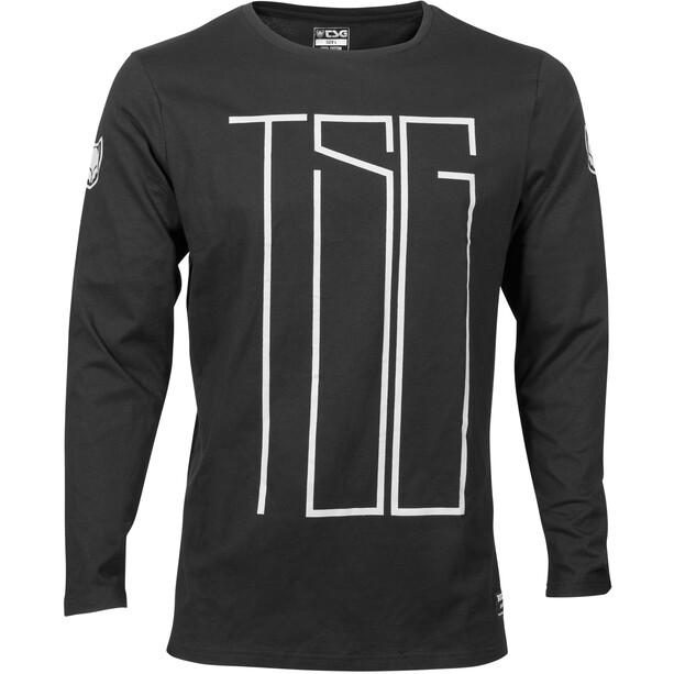 TSG MJ2 Langarm T-Shirt Herren black