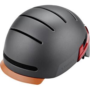 LIVALL BH51M Multifunktionaler Helm inkl. BR80 grau grau