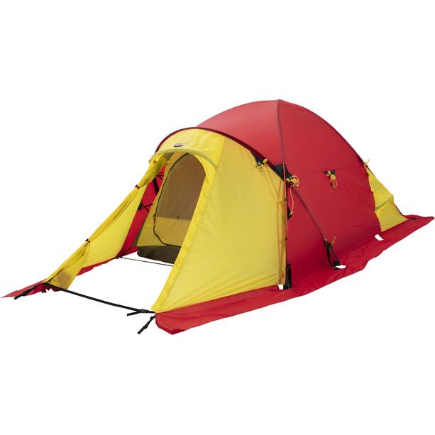 Helsport Himalaya 2 Zelt red/yellow