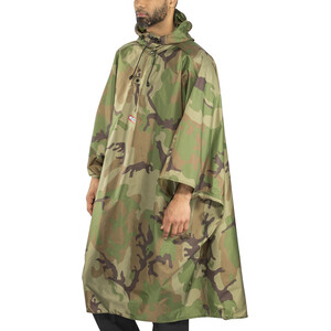 Helsport Poncho camouflage forest camouflage forest