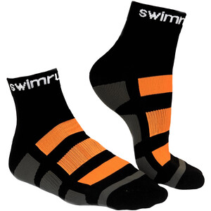 Swimrunners Swimrun Kurze Socken black black