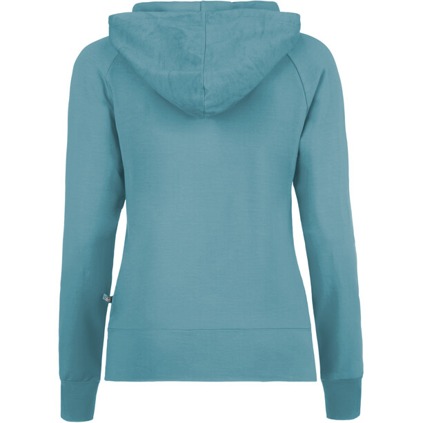E9 Nina Fleece Hoody Dam dust