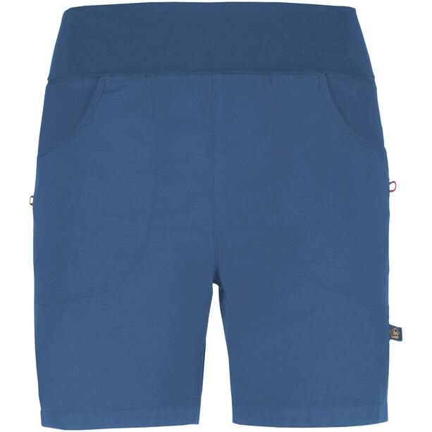 E9 And Shorts Dam cobalt blue
