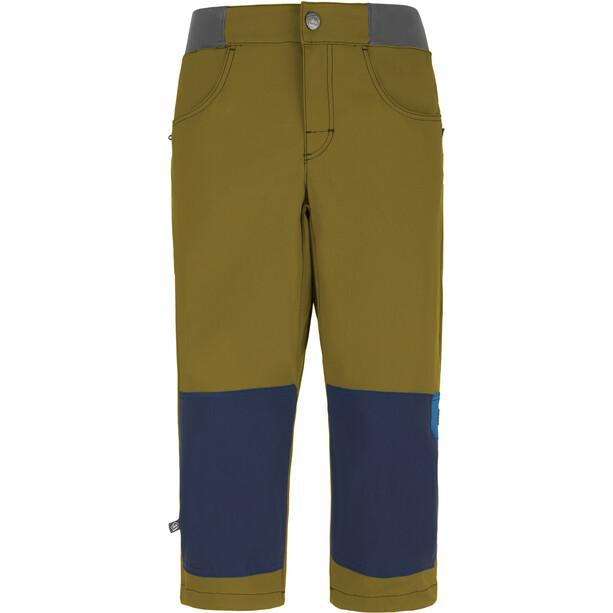 E9 Rufo 3/4 Pants Herr pistachio
