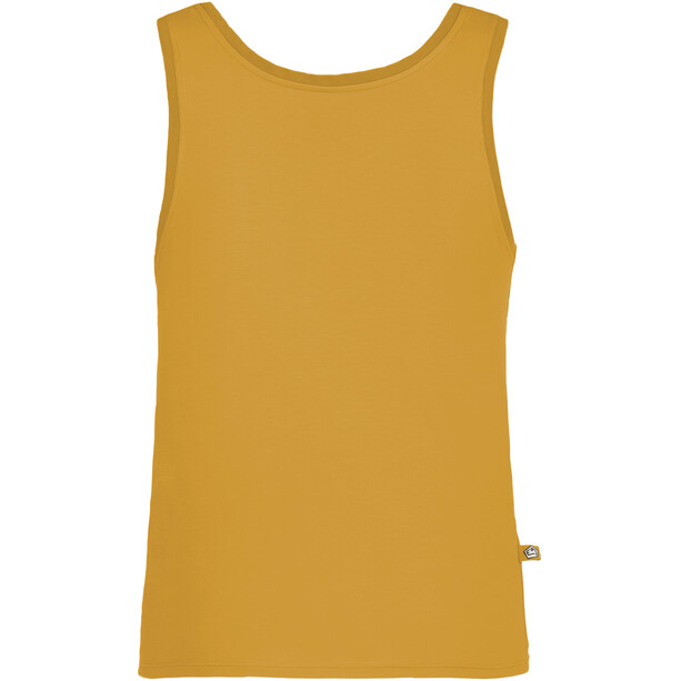 E9 Island Tank Top Herr sunflower