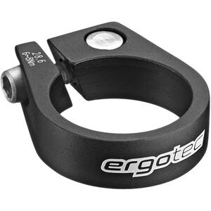 Humpert Ergotec SCI-105 Sattelstützklemme Ø28,6mm mit Sechskant-Schraube schwarz schwarz