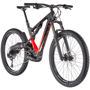 Marin Mount Vision 8 S gloss carbon/red fade/charcoal decals gloss carbon/red fade/charcoal decals