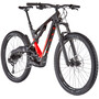 Marin Mount Vision 8 S gloss carbon/red fade/charcoal decals