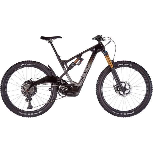 Marin Mount Vision Pro, gloss carbon/charcoal fade/charcoal decals