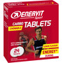 Enervit Sport Chewable Carbo Tablets 24x4g Zitrone