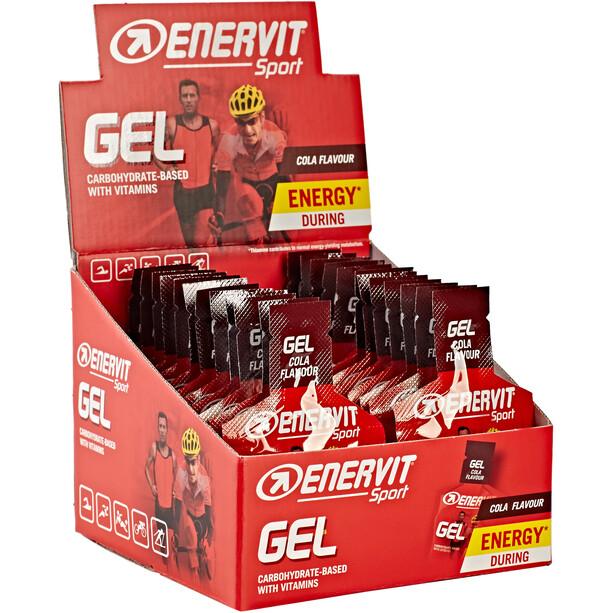 Enervit Sport Gel Box 24x25ml Cola