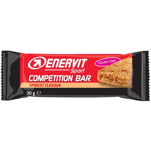 Enervit Sport Competition Bar Box 25x30g Aprikose