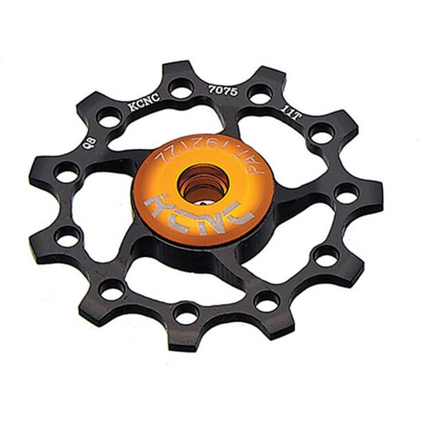 KCNC Jockey Wheel 15 Zähne ceramic bearing black