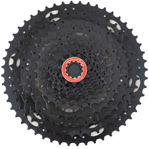 NOW8 Bazo-M2 Kassette 12-speed for Shimano black black